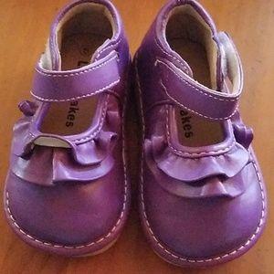 e86e014ec2 Laniecakes Shoes - Laniecakes Toddler purple girl shoes